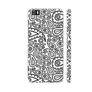 Colorpur Flower Hand Drawn Pattern Designer Mobile Phone Case Back Cover For Xiaomi Mi 5   Artist: Designer Chennai