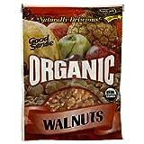Good Sense Organic Walnuts, 6-Ounce Bags (Pack of 4)