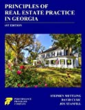 img - for Principles of Real Estate Practice in Georgia book / textbook / text book