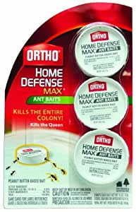 Amazon.com : Ortho Home Defense Max Ant Baits : Ant B Gone