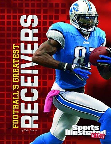 Football's Greatest Receivers by Eric Braun (2014-07-01) (Braun Receiver compare prices)