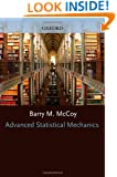 Advanced Statistical Mechanics (The International Series of Monographs on Physics)