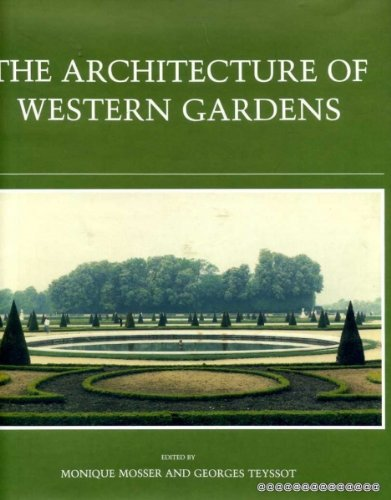 Biography of author georges teyssot booking appearances for Garden design history