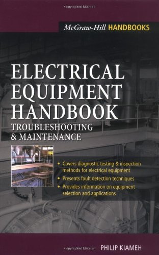 Electrical Equipment Handbook - McGraw-Hill Professional - MG-0071396039 - ISBN: 0071396039 - ISBN-13: 9780071396035