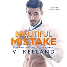 Beautiful Mistake Audiobook by Vi Keeland Narrated by Sebastian York, Andi Arndt