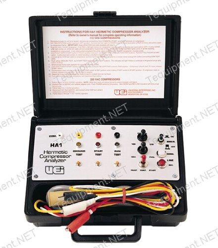 UEI Test Equipment Ha1 Hermetic Compressor Analyzer
