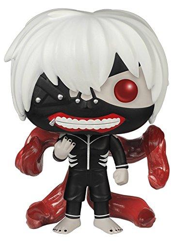 Funko - Figurina Tokyo Ghoul - Ken Kaneki Pop 10Cm