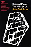 img - for The Writings of Jean-Paul Sartre Volume 1: A Bibliographical Life (Northwestern University Studies in Phenomenology & Existential Philosophy) book / textbook / text book