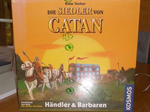 Die Siedler von Catan + Händler & Barbaren