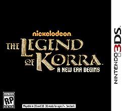 The Legend of Korra: A New Era Begins - Nintendo 3DS