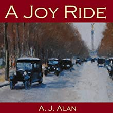 A Joy Ride (       UNABRIDGED) by A. J. Alan Narrated by Cathy Dobson