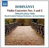 echange, troc  - Concerto Pour Violon N°1 - Concerto Pour Violon N°2