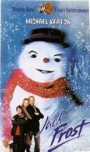 Jack Frost [VHS] [Import allemand]