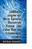Jubiläums-ausgabe der Novae Epistolae...