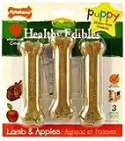 Healthy Edibles Puppy Lamb Bone Dog Treat Size: Regular