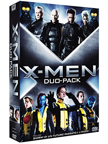X-Men - Giorni di un futuro passato + X-Men - L'inizio [2 DVDs] [IT Import]