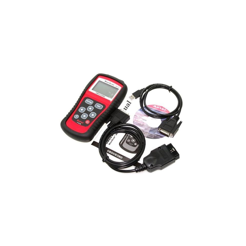 OBD2 EOBD Code Scanner Reader Tool Work for Audi Bmw Mercedes Benz **Laptop Parts Store**