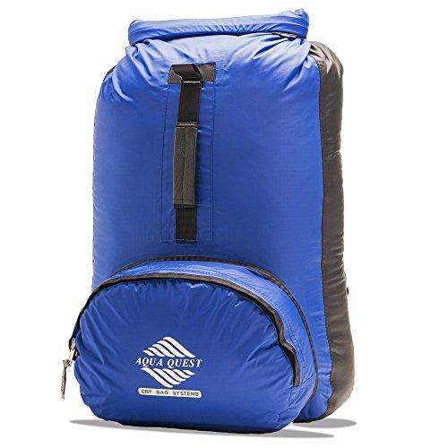 Aqua Quest Himal - 100% Waterproof - 20L Backpack - Blue (Aqua Quest 20l compare prices)