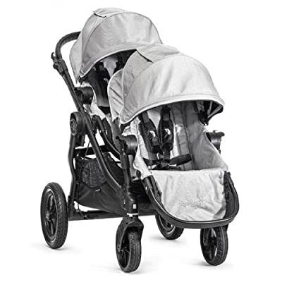 Baby Jogger City Select Stroller with 2nd Seat, Silver by Baby Jogger that we recomend individually.