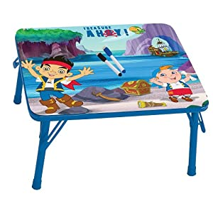 Jake The Never Land Pirates Sit Play Table