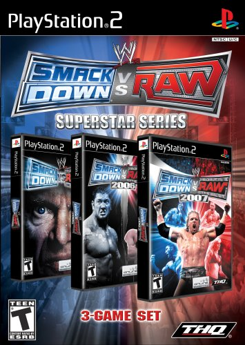 WWE Smackdown vs Raw Superstar Series