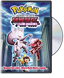 Pokemon the Movie: Genesect & Legend Awakened