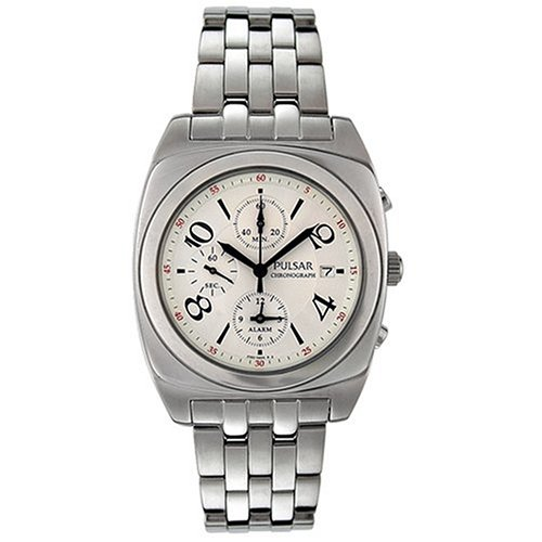 Buy Pulsar Men's Alarm Chronograph Watch #PF3287
