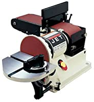 JET 708595 JSG-96 6-Inch/9-Inch 3/4-Horsepower Benchtop Belt/Disc Sander, 115-Volt 1-Phase from WMH Tool Group