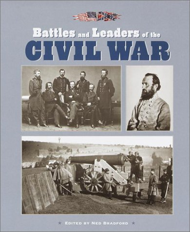 Battles and Leaders of the Civil War, NED BRADFORD