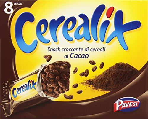Cerealix Snack Multi Cacao Gr.160