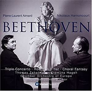 Beethoven: Triple Concerto, Rondo In B Flat & Choral Fantasy