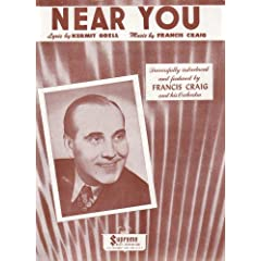 Near You - by Francis Craig (Francis Craig - Cover Photo)