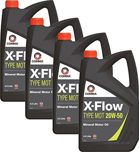 comma-x-flow-type-mot-20w50-engine-oil-4x45l-18l