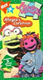 Allegra's Window - Allegra's Christmas [VHS]