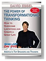 Transformational Thinking - How to Overcome Limitations and Create a Great Life - Motivational DVD Training Video