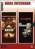 echange, troc Coffret Duos infernaux 2 DVD : Basic / En sursis