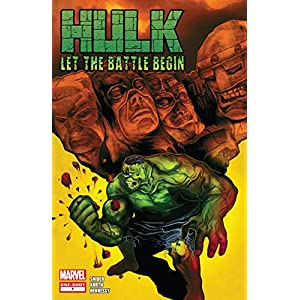 Hulk: Let The Battle Begin #1 (Hulk (2008-2013))