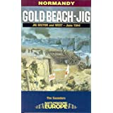 Gold Beach Jig Sector and West (Battleground Europe)by Tim Saunders