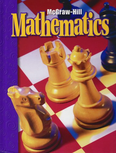 McGraw Hill Mathematics: Grade 6 PDF