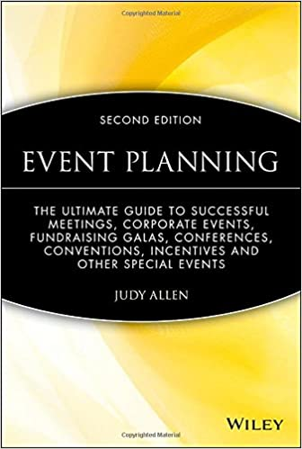Starting my own event planning business