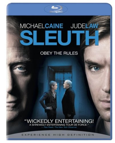 Cover art for  Sleuth [Blu-ray]