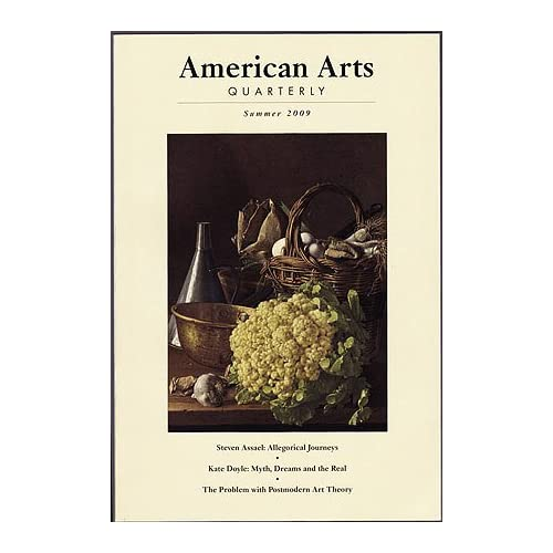 American Arts Quarterly, Summer 2009, Cooper, James F. (editor)