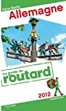 echange, troc Collectif - Guide du Routard Allemagne 2012