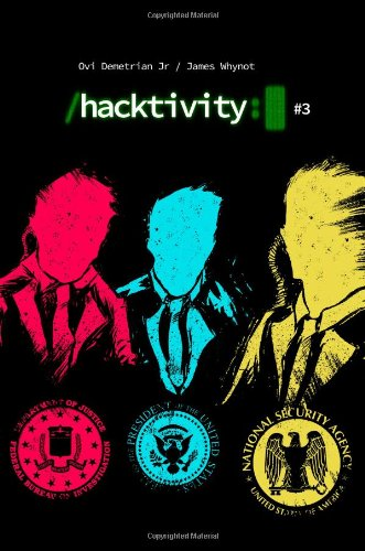 Hacktivity #3: Volume 3