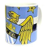 Manchester City Big Crest Mug