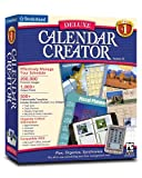 Calendar Creator 12 Deluxe By Broderbund