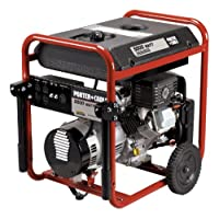 Porter-Cable 5,500-Watt Portable Generator BSV550-W
