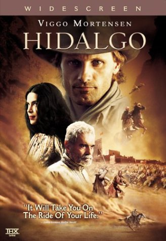 Cover art for  Hidalgo (Widescreen Edition)