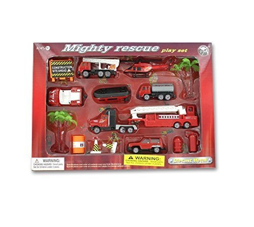 Fire rescue play set - 1