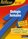 Biologie humaine BEP CSS
